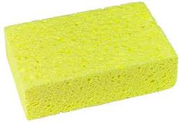 44010 CELLULOSE SPONGE SMALL 24/CS 33/8x6.25x1