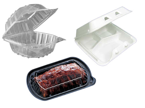 FOOD & DELI CONTAINERS